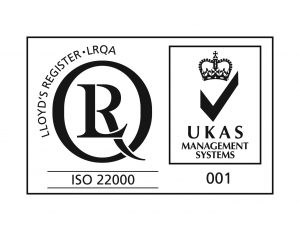 iso 22000 with lloyds register